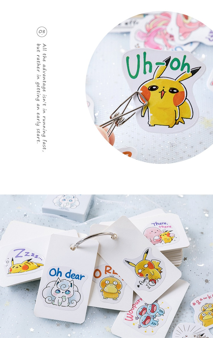 Kawaii Myth Unicorn Notebook Sticker Diary Notepad Vintage Pirate Leather Note Book Replaceable Stationery Gift Traveler Journal
