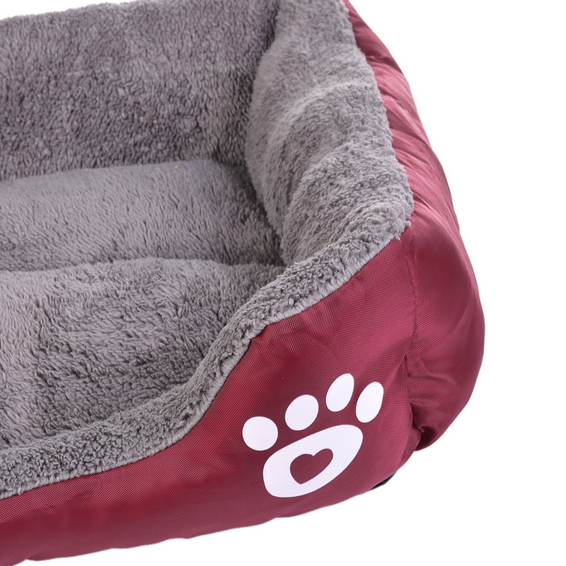 Pet Dog Bed Sofa House Warm Cotton Puppy Cat Bed Dog Bed For Small Medium Large Dogs For Chihuahua  Dog Bed Pet Gadgets