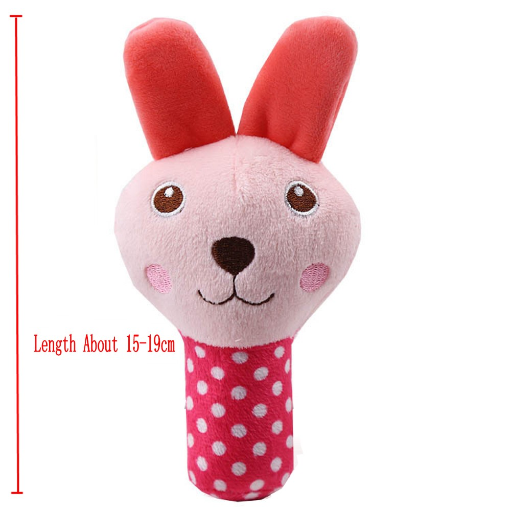 XXL Dog Toy Chew Pet Toys Squeaks Sound Plush Pink Pig Toy Interactive Puppy Entertained Funny Gadgets Dog Toys For Small Dogs