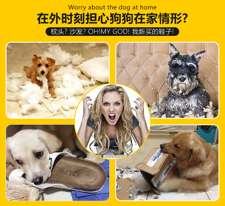 16cm Screaming Chicken Squeeze Sound Toy Pets Toy Product Dog Toys Shrilling Decompression Tool Funny Gadgets