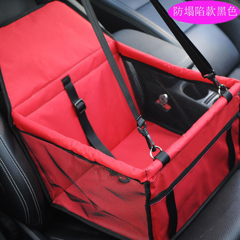 Hoomall Safe Carry Pet Cat Dog Carrier Car Seat Beds Sofa Kitten Puppy Bag Car Portable Waterproof Seat Basket Pet Gadgets