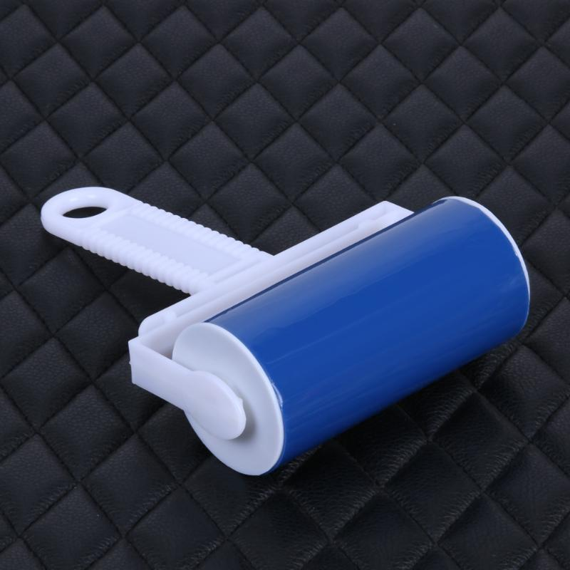 New Reusable Washable Roller Dust Cleaner Lint Sticking Roller for Clothes Pet Hair Cleaning Household Dust Wiper Tools Gadgets