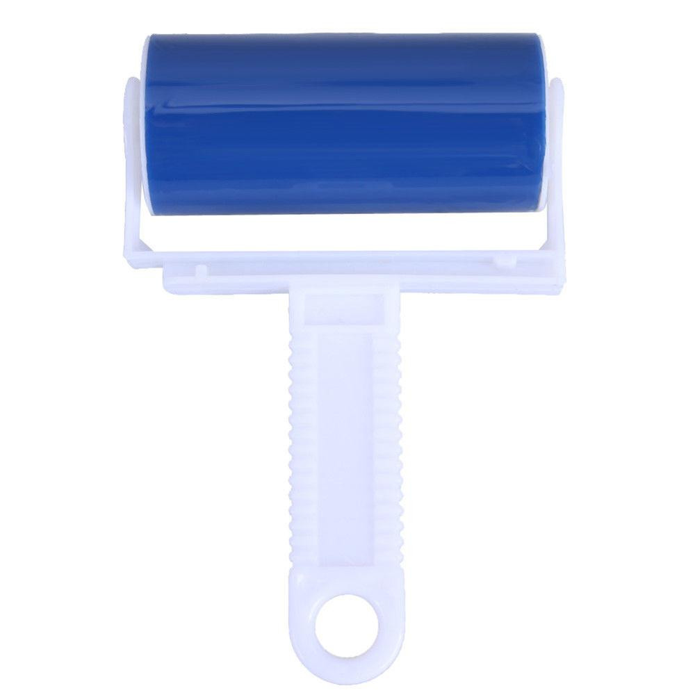 Washable Roller Cleaner Lint Sticky Picker Pet Hair Clothes Fluff Remover Household Cleaning Brushes Dust Wiper Tools Gadgets